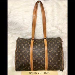 Authentic Louis Vuitton Flanerie 45 #9.9N